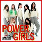 POWER GIRLS(Happiness)